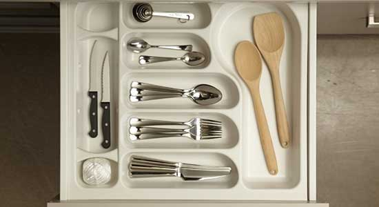Fitted Cutlery Tray